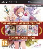 Copertina The Arland Atelier Trilogy - PS3