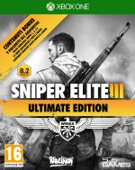Copertina Sniper Elite 3 Ultimate Edition - Xbox One
