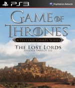Copertina Game of Thrones Episode 2: The Lost Lords - PS3