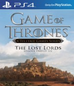 Copertina Game of Thrones Episode 2: The Lost Lords - PS4
