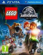 Copertina LEGO Jurassic World - PS Vita
