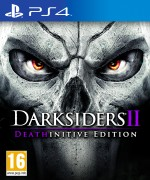 Copertina Darksiders 2: Deathinitive Edition - PS4