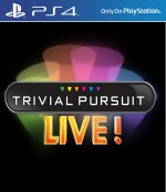 Copertina Trivial Pursuit Live! - PS4