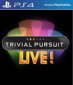 Copertina Trivial Pursuit Live! - PS4