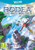 Copertina Rodea: The Sky Soldier - Wii U