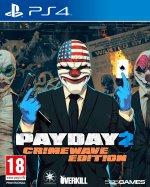 Copertina Payday 2: Crimewave Edition - PS4