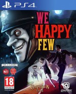 Copertina We Happy Few - PS4