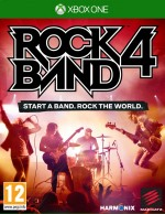 Copertina Rock Band 4 - Xbox One