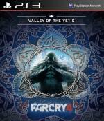 Copertina Far Cry 4: La Valle degli Yeti - PS3