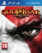 Copertina God of War III Remastered - PS4