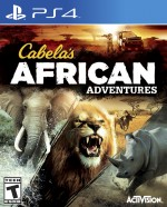 Copertina Cabela's African Adventures - PS4
