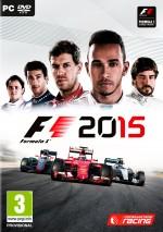 Copertina F1 2015 - PC
