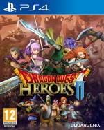 Copertina Dragon Quest Heroes 2 - PS4