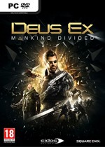 Copertina Deus Ex: Mankind Divided - PC