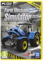 Copertina Farm Mechanic Simulator 2015 - PC