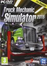 Copertina Truck Mechanic Simulator 2015 - PC