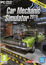 Copertina Car Mechanic Simulator 2015 - PC