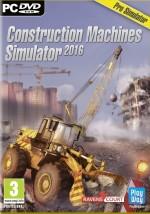 Copertina Construction Machines Simulator 2016 - PC