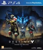 Copertina Destiny - Il Casato dei Lupi - PS4