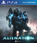 Copertina Alienation - PS4