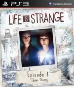 Copertina Life is Strange - Episode 3 - PS3