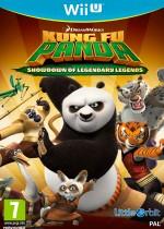 Copertina Kung Fu Panda: Scontro Finale delle Leggende Leggendarie - Wii U