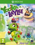 Copertina Yooka-Laylee - Xbox One
