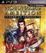 Copertina Nobunaga's Ambition: Sphere of Influence - PS3