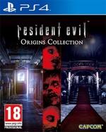 Copertina Resident Evil: Origins Collection - PS4