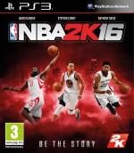 Copertina NBA 2K16 - PS3