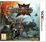 Copertina Monster Hunter Generations - 3DS