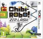 Copertina Chibi-Robo! Zip Lash - 3DS