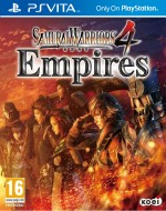 Copertina Samurai Warriors 4: Empires - PS Vita