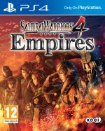 Copertina Samurai Warriors 4: Empires - PS4