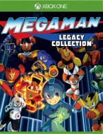 Copertina Mega Man Legacy Collection - Xbox One
