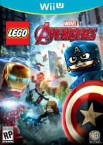 Copertina LEGO Marvel's Avengers - Wii U