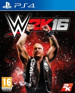 Copertina WWE 2K16 - PS4