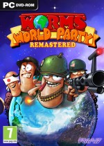 Copertina Worms World Party Remastered - PC
