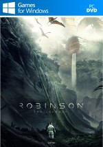 Copertina Robinson: The Journey - PC