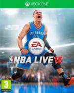Copertina NBA Live 16 - Xbox One