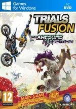 Copertina Trials Fusion - The Awesome Level Max Edition - PC