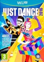 Copertina Just Dance 2016 - Wii U