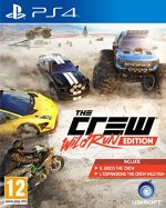Copertina The Crew: Wild Run - PS4