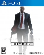 Copertina Hitman: World of Assassination - PS4