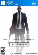 Copertina Hitman: World of Assassination - PC