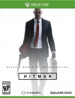 Copertina Hitman: World of Assassination - Xbox One