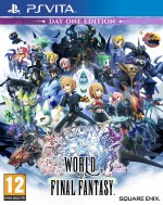 Copertina World of Final Fantasy - PS Vita