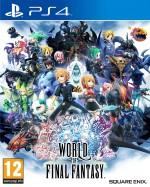 Copertina World of Final Fantasy - PS4