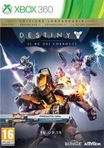 Copertina Destiny - Il Re dei Corrotti - Xbox 360