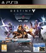Copertina Destiny - Il Re dei Corrotti - PS3